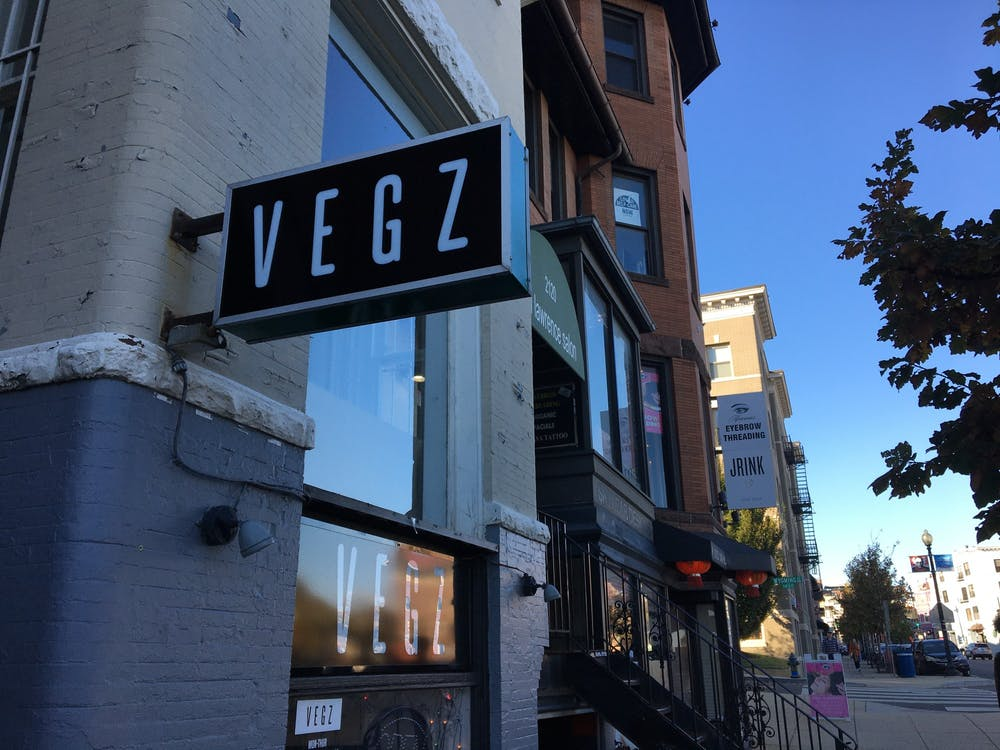 Plant eaters unite for D.C.'s most appetizing plant-based restaurants