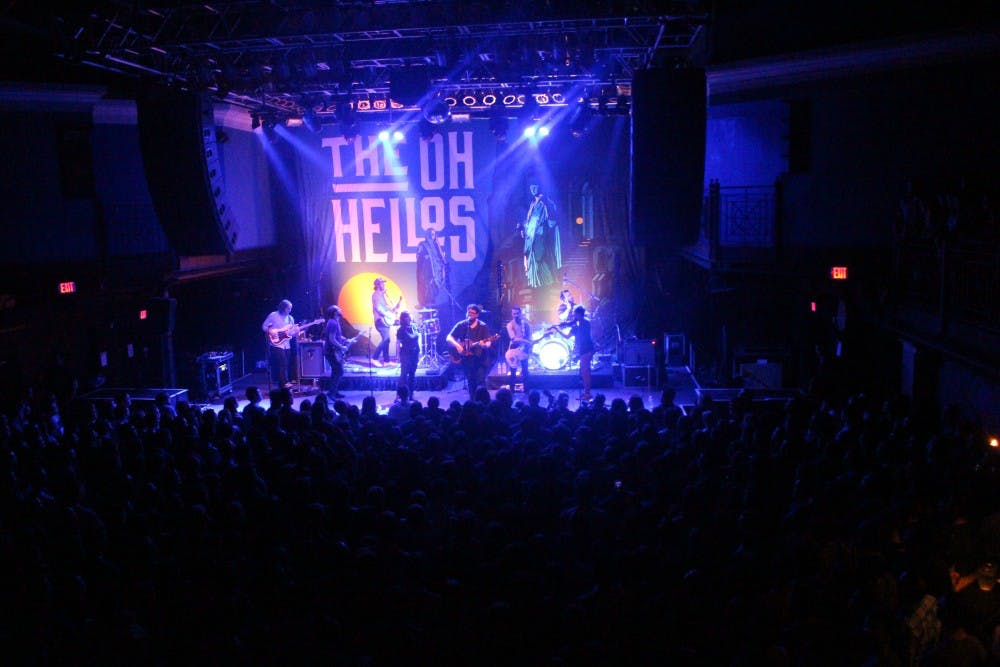 Oh Hellos rock 9:30 Club with new and old sounds