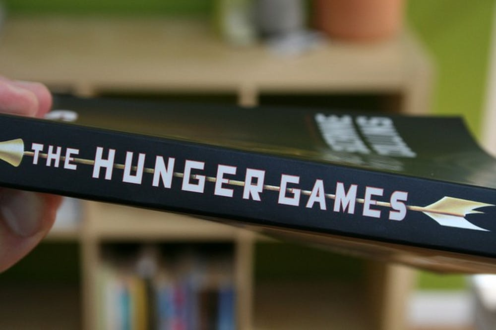 """Hunger Games"" trilogy required reading in new fall course"