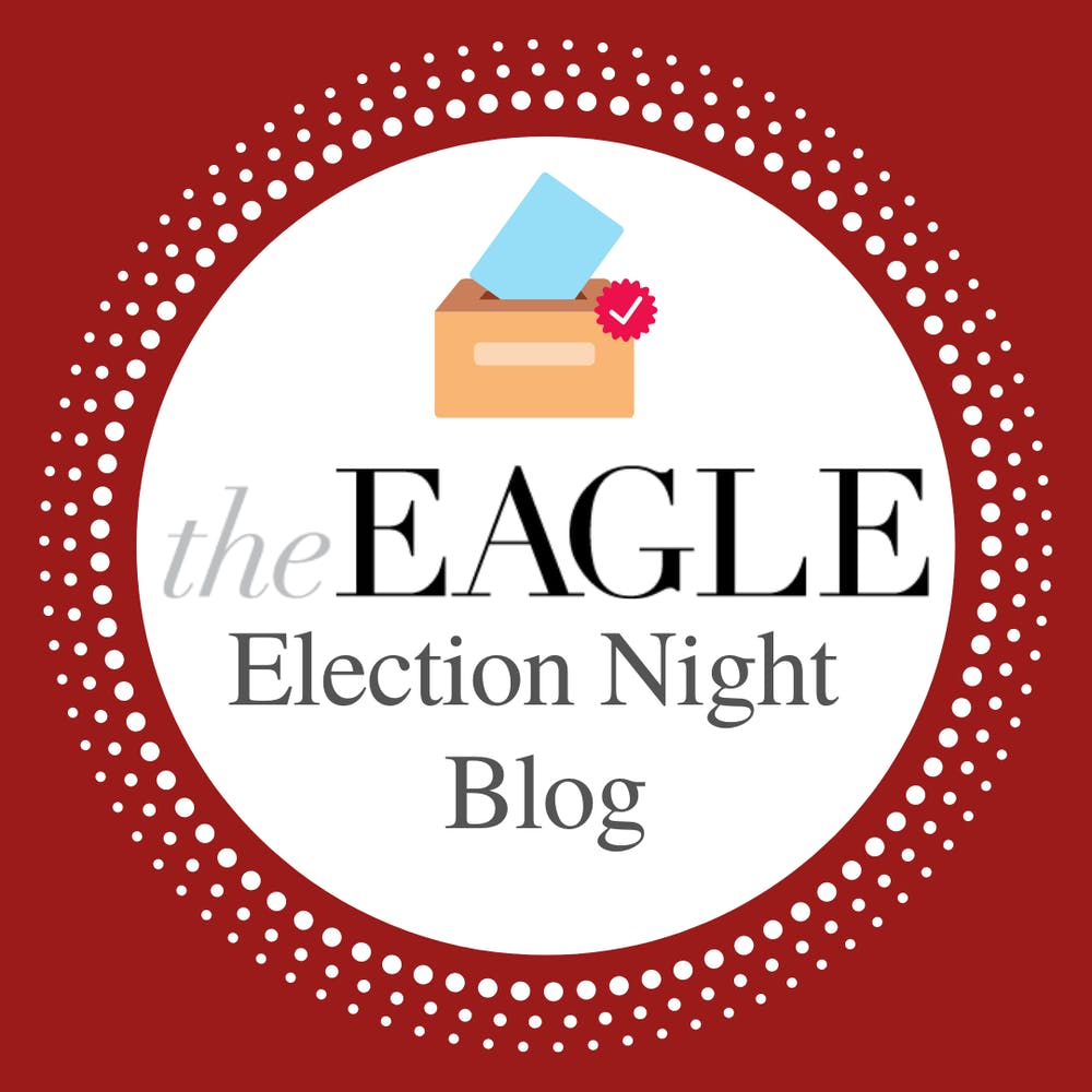 The Eagle Election Night Live Blog