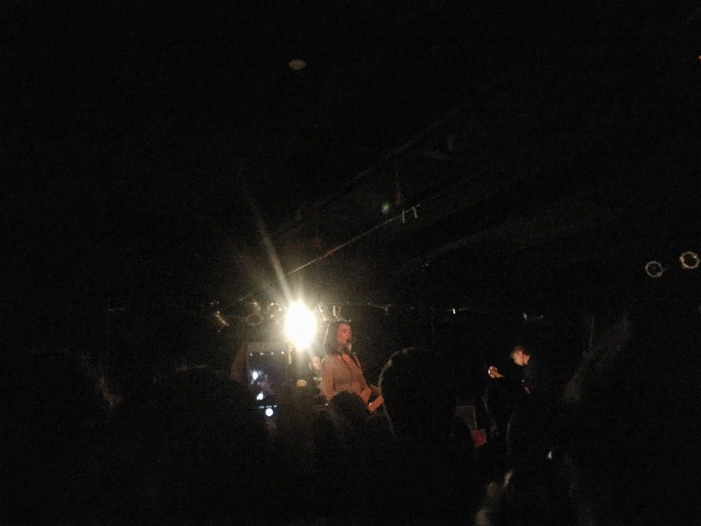 Concert Review: Mitski stuns the crowd at Black Cat
