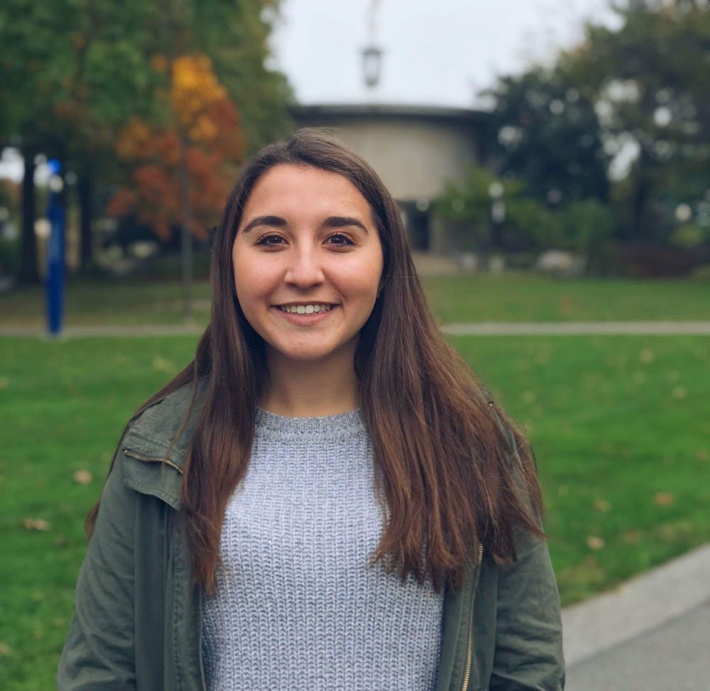 Op-ed: Always on duty: Valentina for student government president