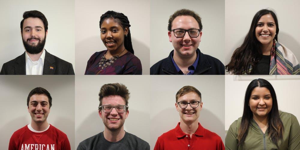 Meet your 2018-2019 AUSG candidates
