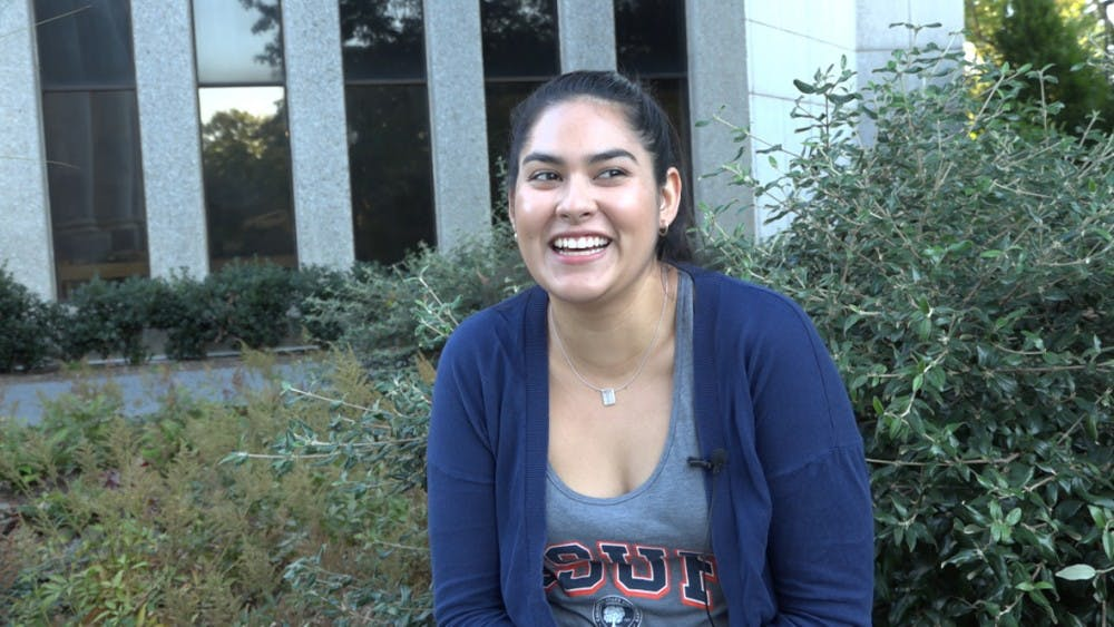 Faces of activism: The immigrant's daughter