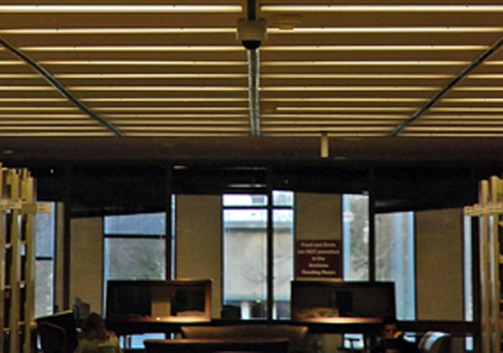Library installs 42 new security cameras with money from DHS grant