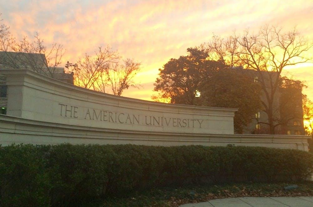 AU student files federal Title IX complaint against AU
