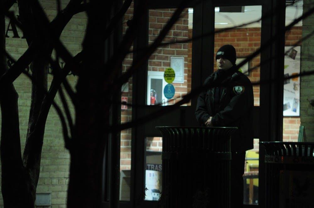 Gun scare sparks on-campus lockdown