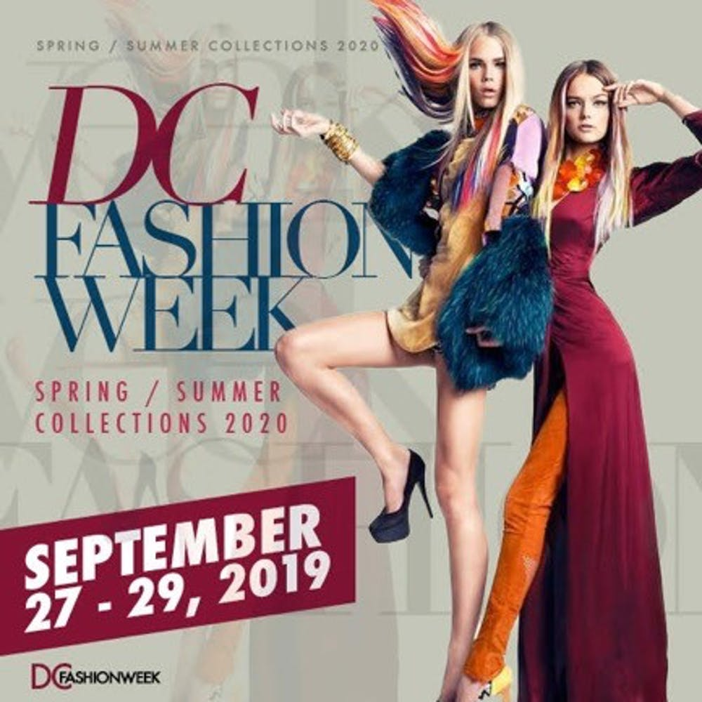 Show up in style to D.C. Fashion Week