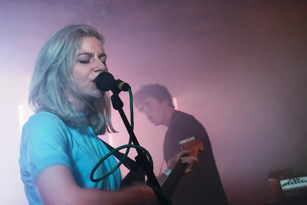 Concert Review: Alvvays bring sunny indie rock to DC9