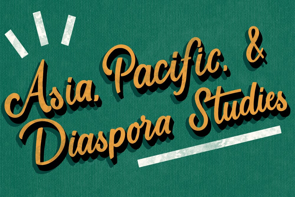 The Asian Studies faculty prepares for the launch of a restructured Asia, Pacific, and Diaspora Studies program