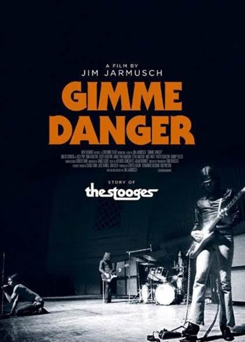 """Review: A love letter to The Stooges in """"Gimme Danger"""""""