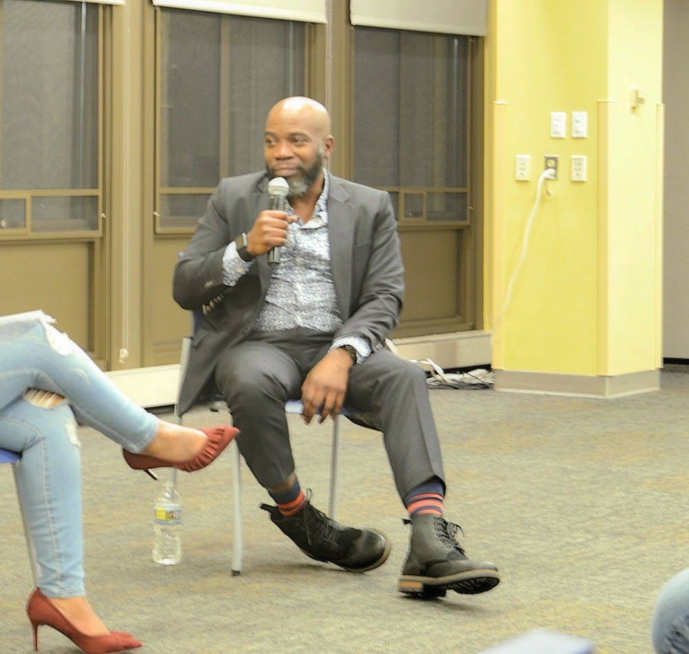 Campus organizations co-host panel of black journalists
