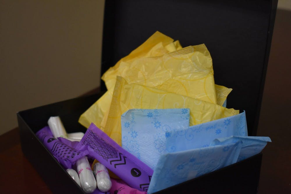 #Lady&theTamp petition calls for free menstrual products