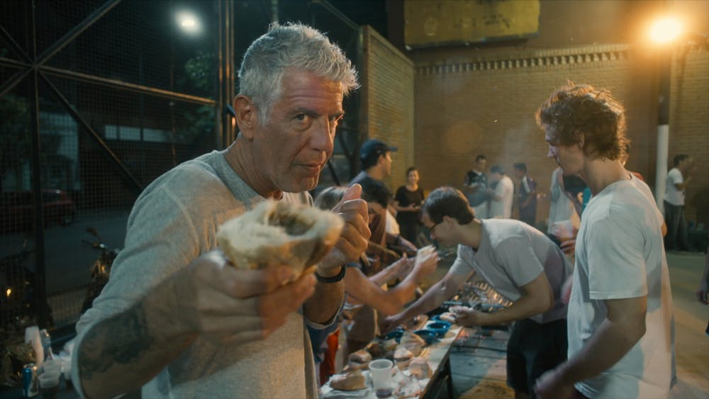 'Roadrunner' is a look back at Anthony Bourdain's enthralling life