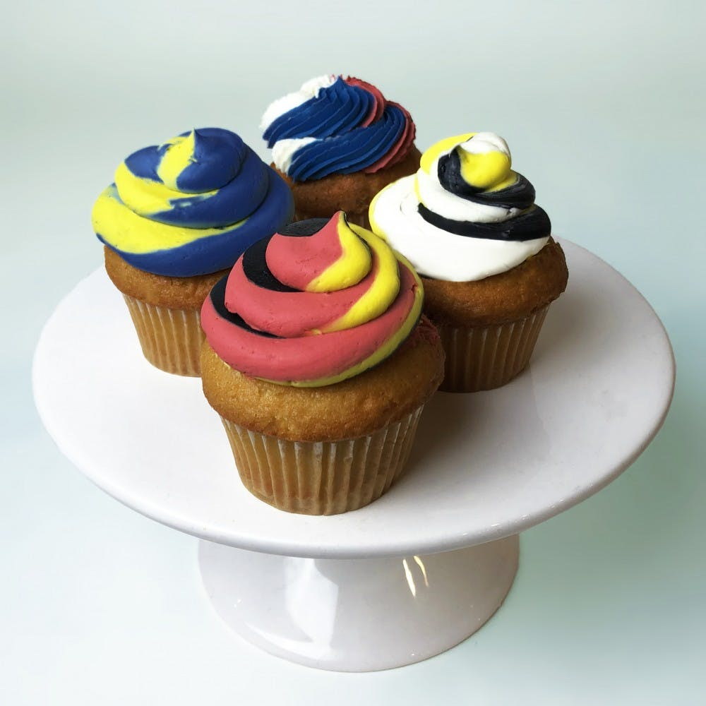 AU-inspired cupcakes will be featured at DJ music festival at Echostage