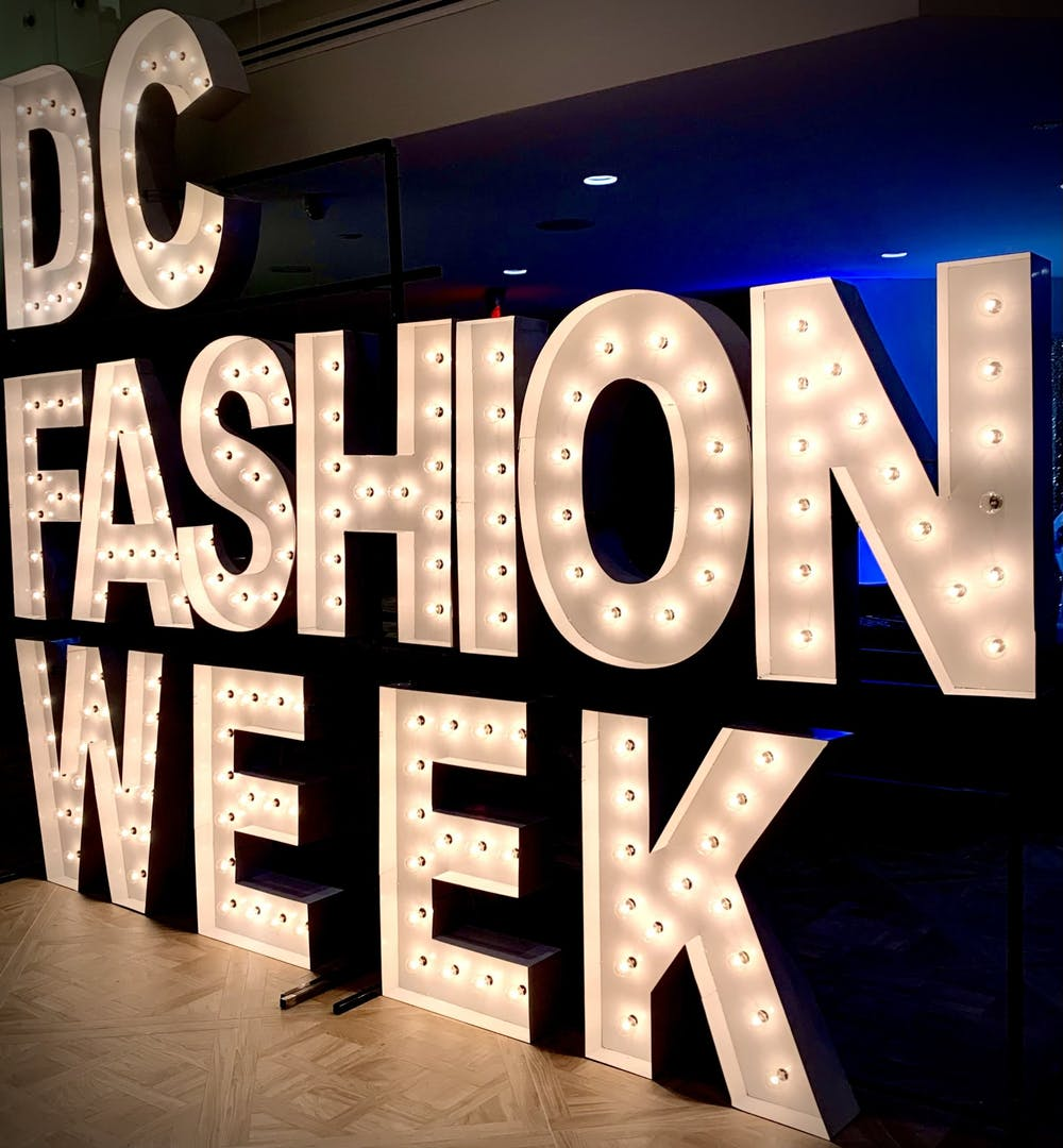 Review: DC Fashion Week exploded onto the runway this September