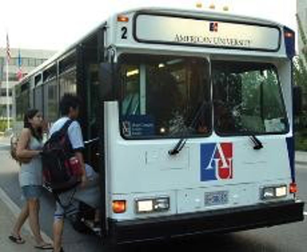 University reinstates limited red route shuttle service