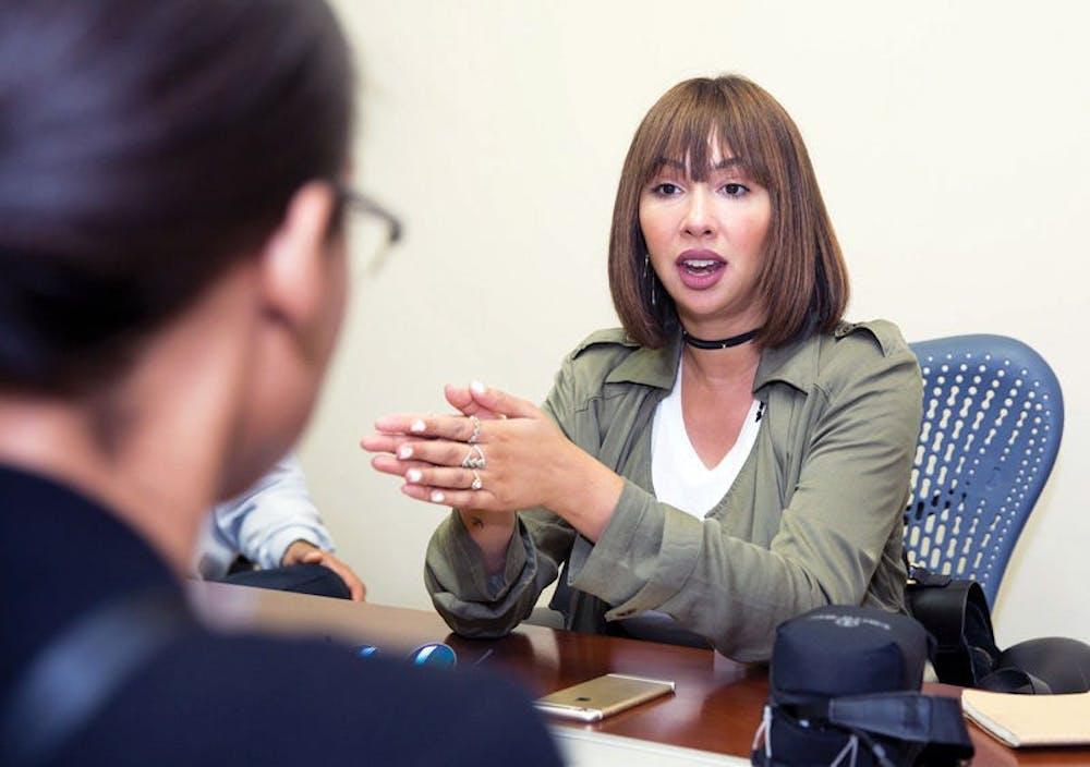Orange is the New Black star Jackie Cruz to speak at AU