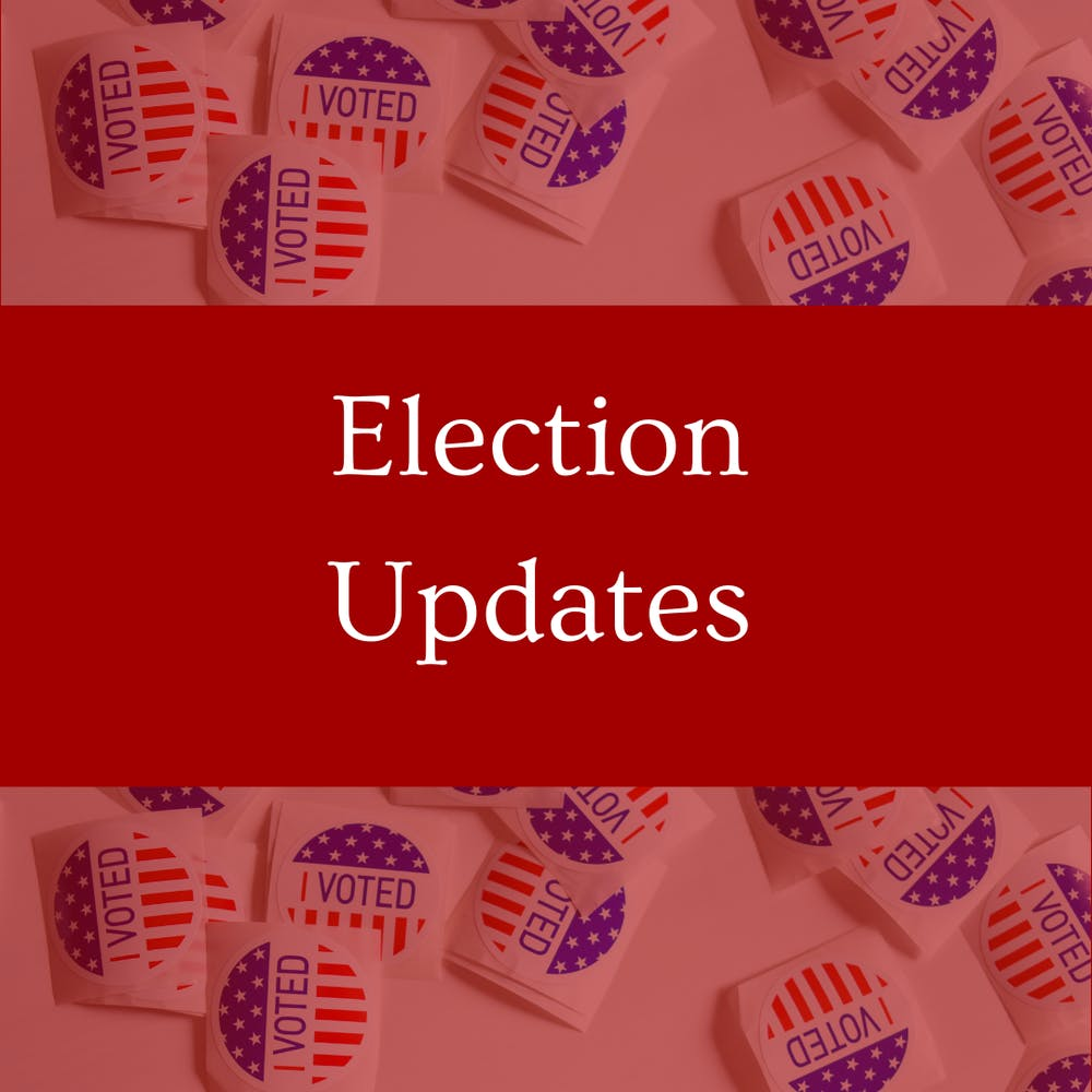 Whether you vote in your home state or in D.C., issues on the ballot impact American University students and our community