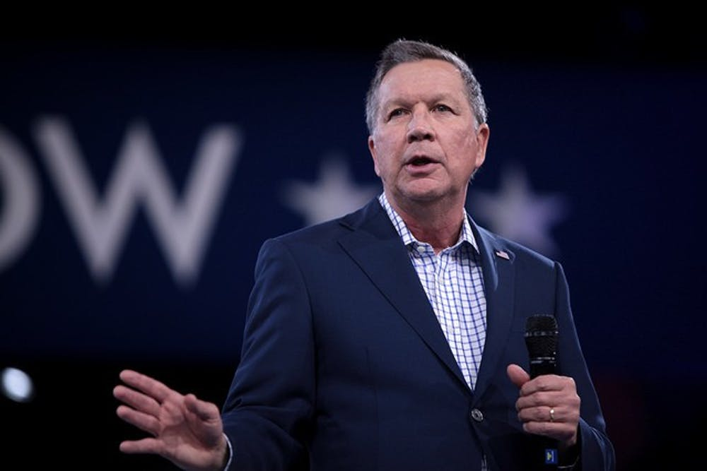 John Kasich named 2019 Wonk of the Year