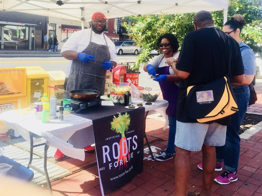 'Another Broken Promise': Food insecurity in DC