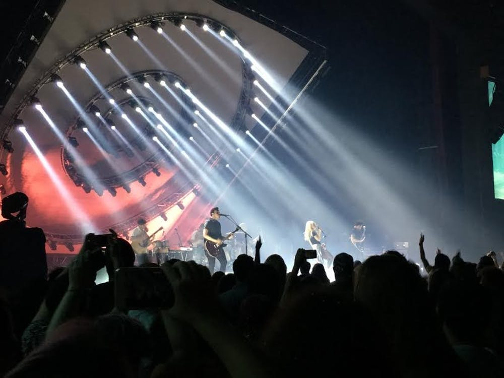 Paramore dances the night away at MGM National Harbor