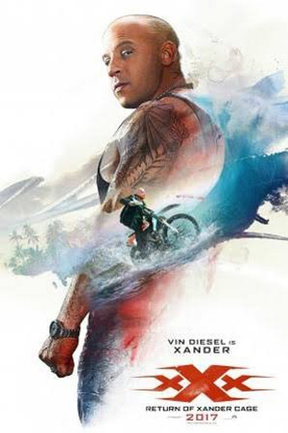 xXx: Return of Xander Cage delivers with ridiculous but colorful action sequences