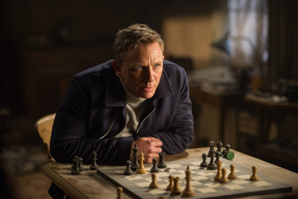 "Movie Review: ""Spectre"""