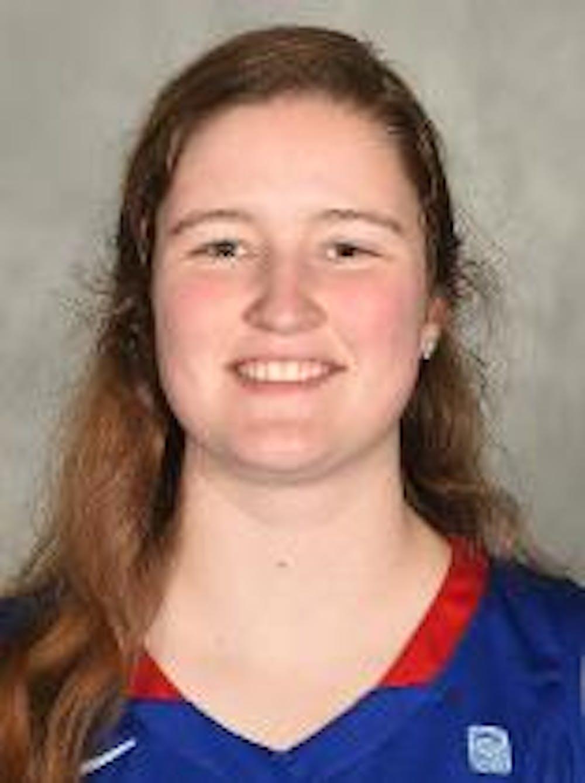 Women's basketball spotlight: Cecily Carl