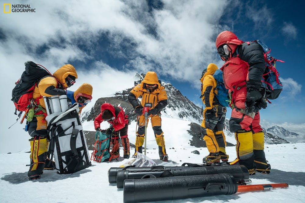 SOC alum makes the trek up Mount Everest to film documentaries