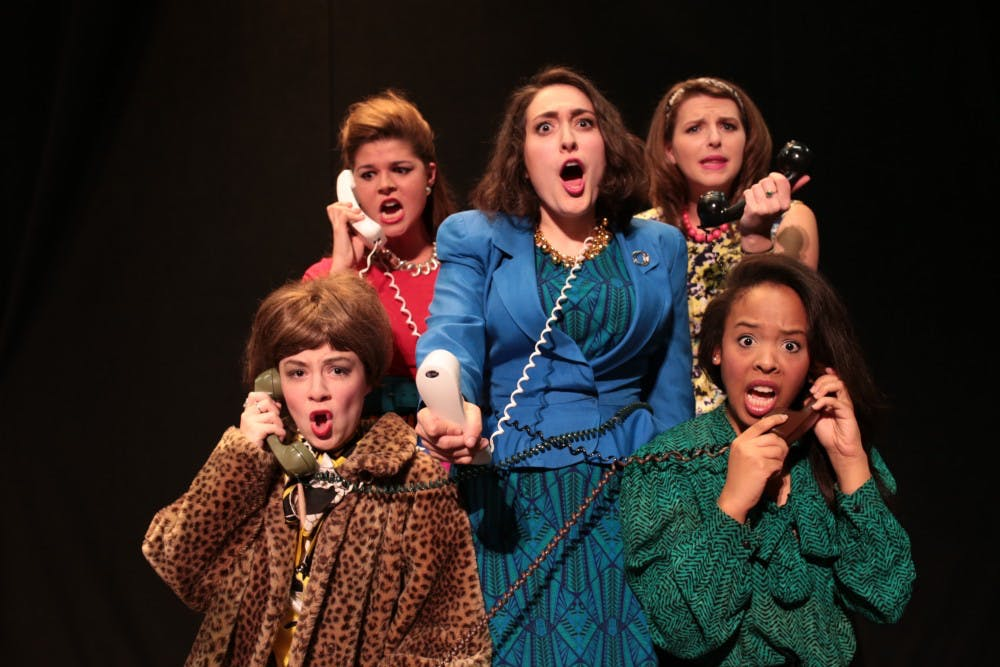 "Theater Review: ""Women on the Verge"" take over the Greenberg"