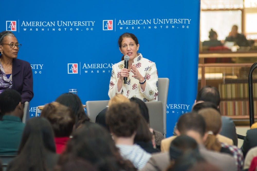 Burwell leads panel discussion on new diversity and inclusion plan