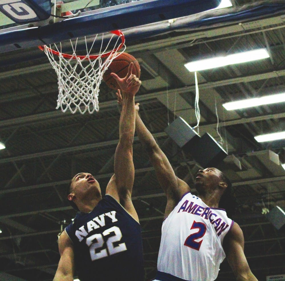 AU men's basketball falls to Navy in Patriot League quarterfinal
