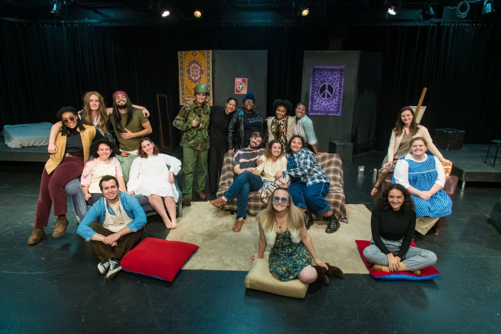 """Review: """"Shared Space"""" is a poignant reflection of the '60s"""