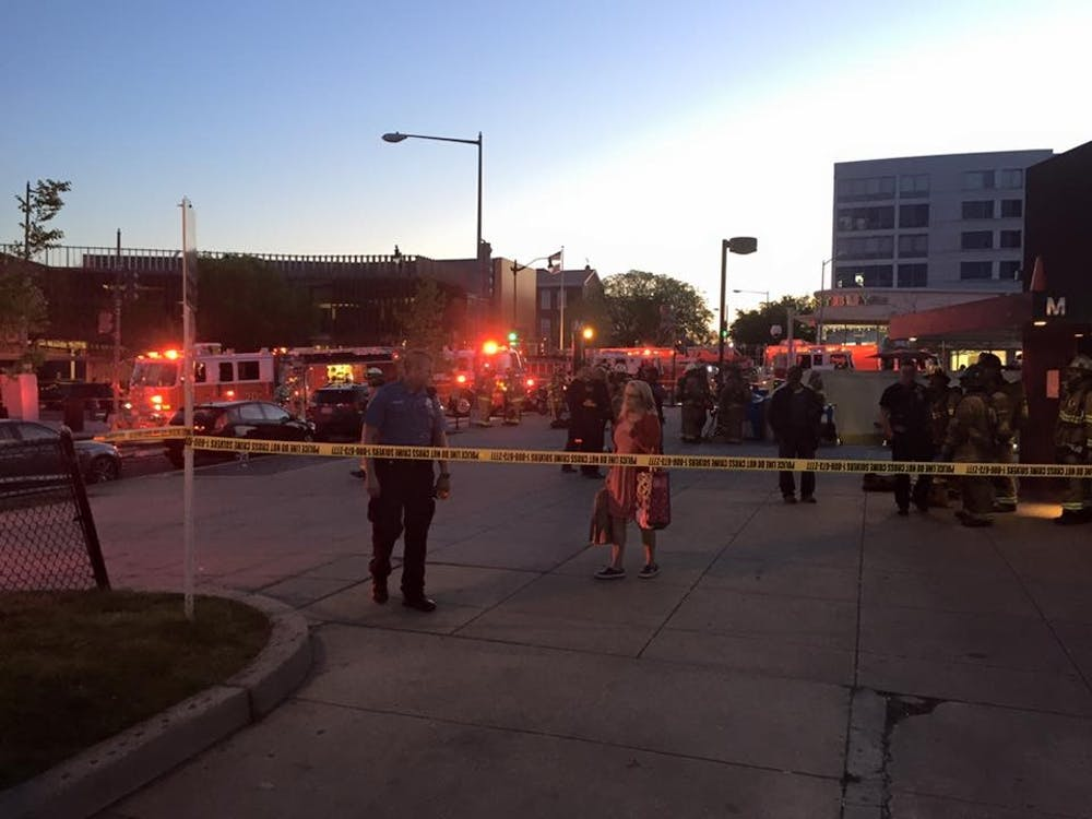 Tenleytown, Friendship Heights Metro stations shut down after reports of smoke