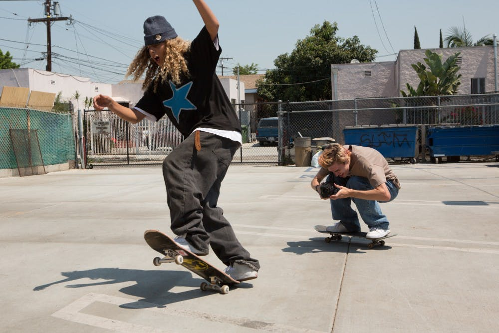 """""""Mid90s"""" is a unifying throwback film about skating, suffering and striving to be cool"""