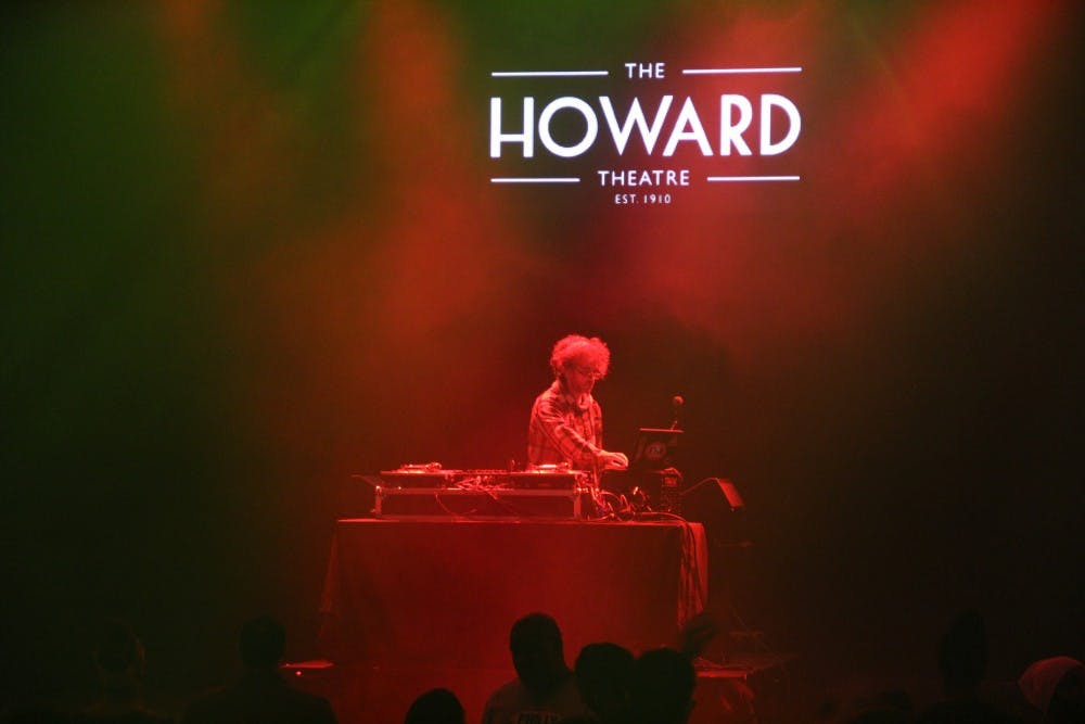 Concert Review: DJ Questlove plays eclectic set at Howard Theatre
