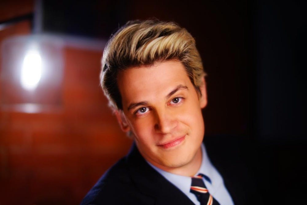 Young Americans for Liberty to bring Milo Yiannopoulos to campus in April