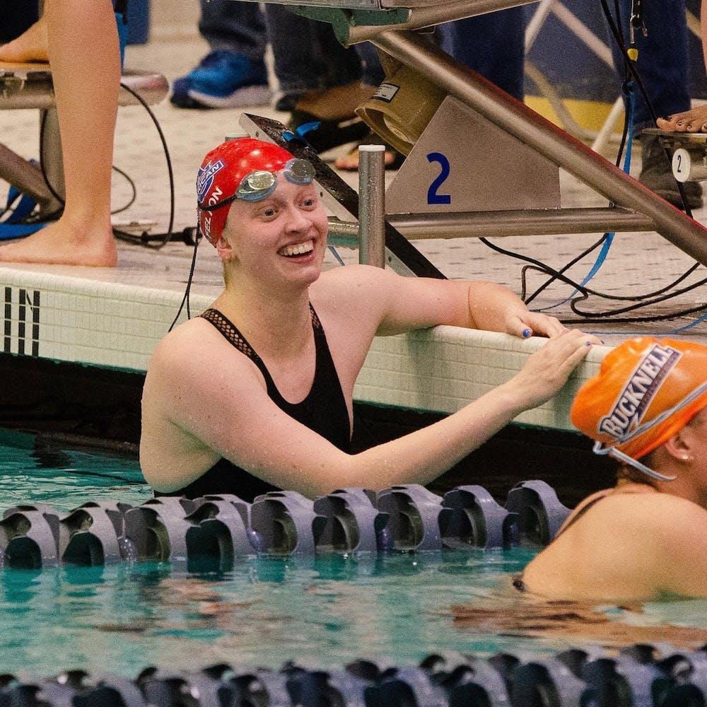 When it comes to swimming, Eleanor Felton has a regal presence