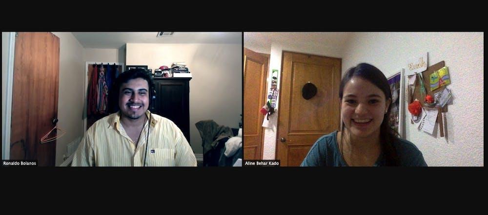 Opinión: Año escolar desde casa: dos estudiantes comparten su experiencia