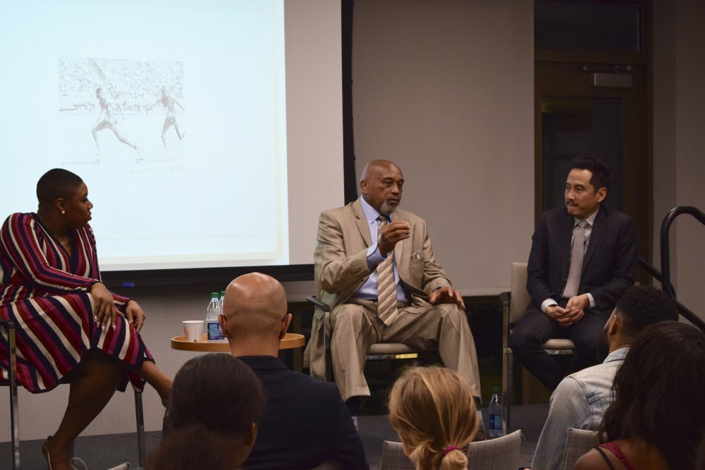 Olympian Tommie Smith discusses new film about historic protest