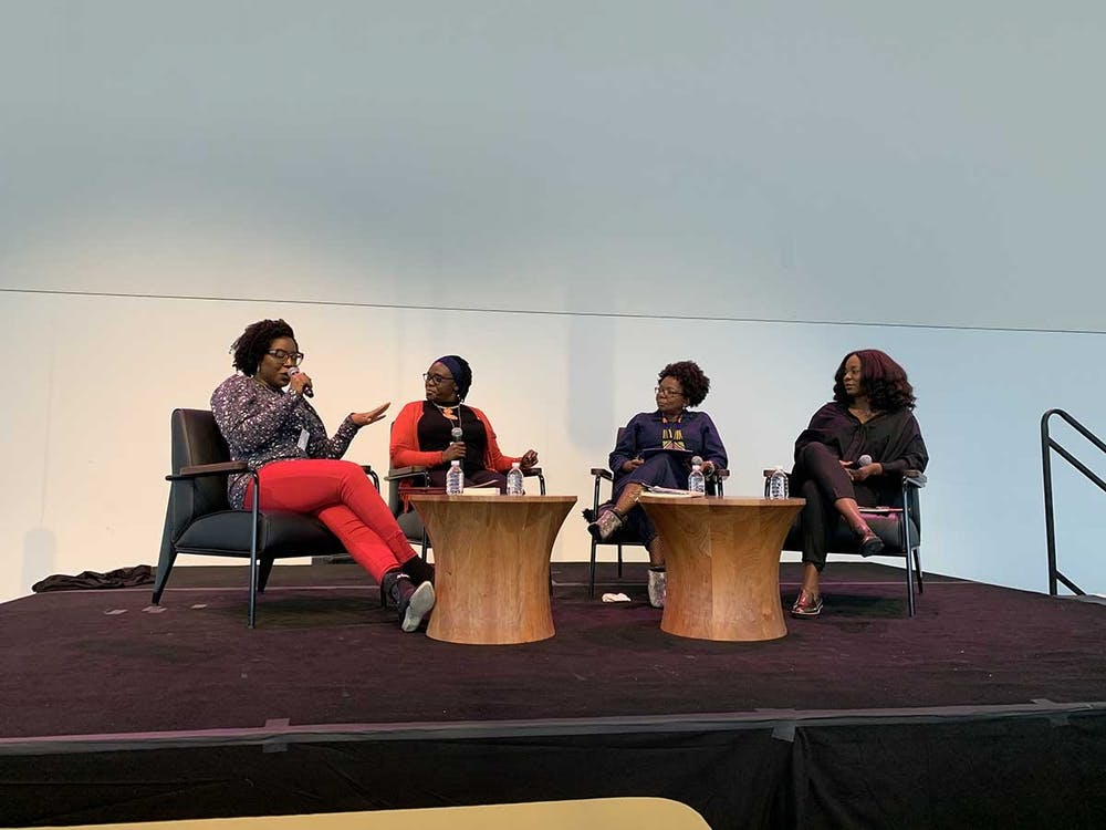 """""""Boundless: Africa"""" at the Kennedy Center highlights African writers and literature"""