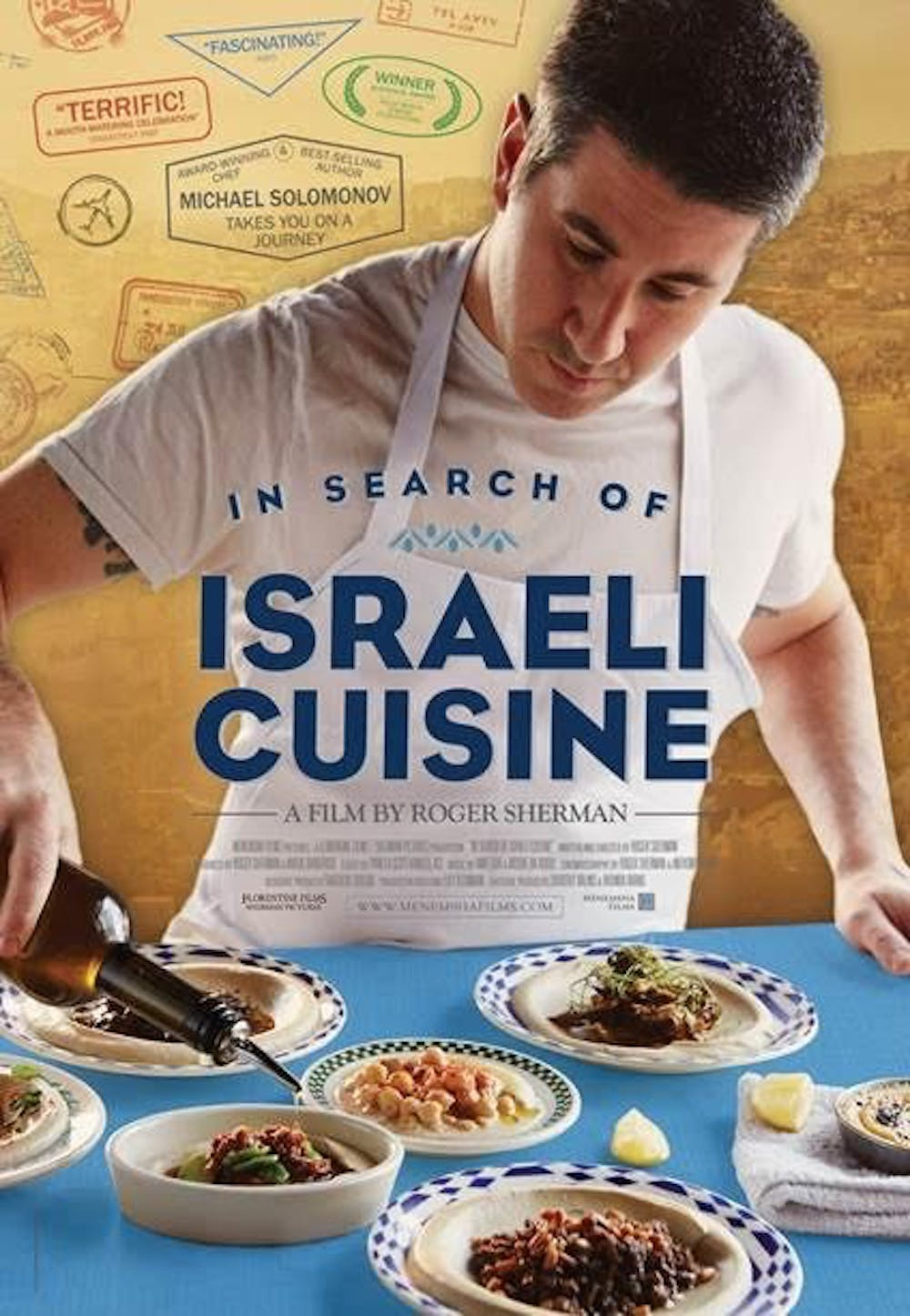 """In Search of Israeli Cuisine"" provides captivating take on Israeli culture"