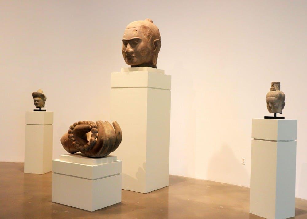 Art All Night at the Katzen Arts Center presents art in a different light