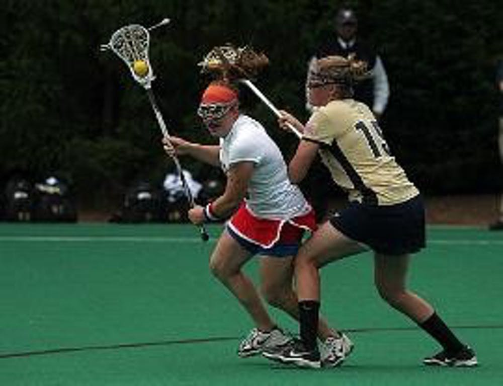 Lacrosse falls in PL final; lose to Red Raiders
