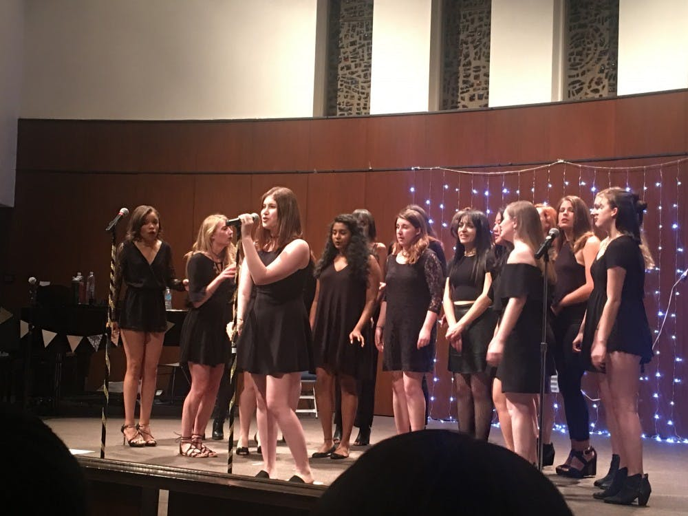"""Pitches Be Trippin' perform final concert """"The Glo Up"""""""
