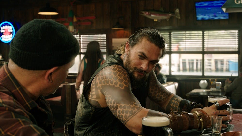 """""""Aquaman"""" can't live up to its low-bar expectations"""