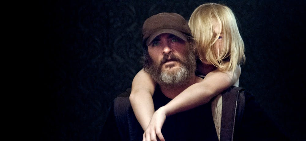 Joaquin Phoenix gives a career defining role in 'You Were Never Really Here'