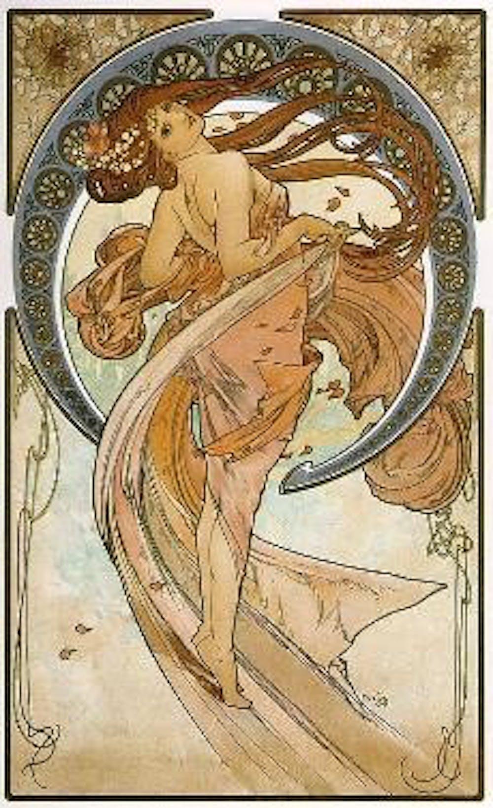 Art Nouveau captures everyday beauty