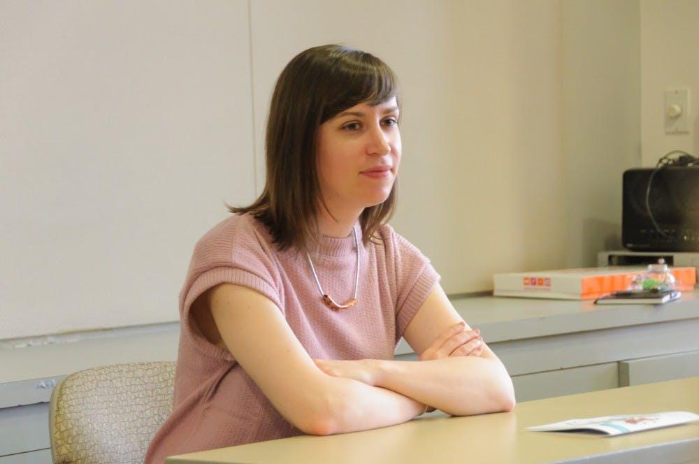 WVAU hosts talk by Pitchfork associate editor Lindsay Zoladz